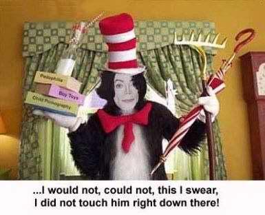 Michael Jackson Parody